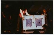 <h5>Zauberer Blitz</h5><p>Dänu als Zauberer Blitz im Musical &quot;The Prince of Entertainers&quot;.</p>