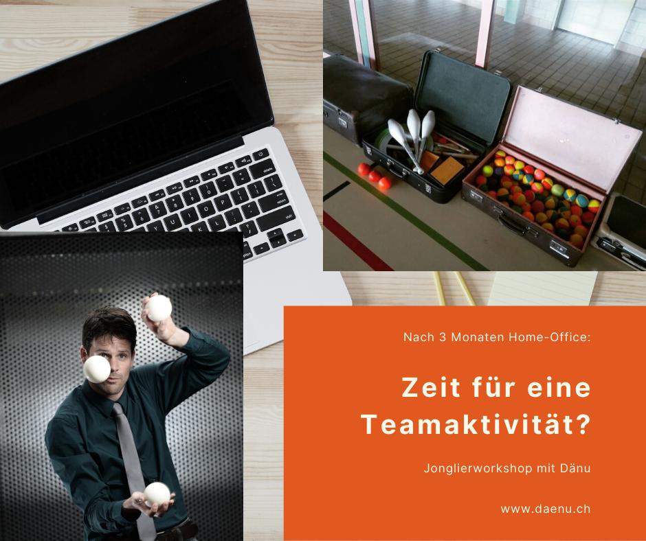 Teamaktivität nach 3 Monaten Home-Office? 1